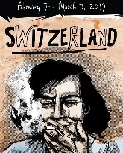 Switzerland by Joanna Murray-Smith