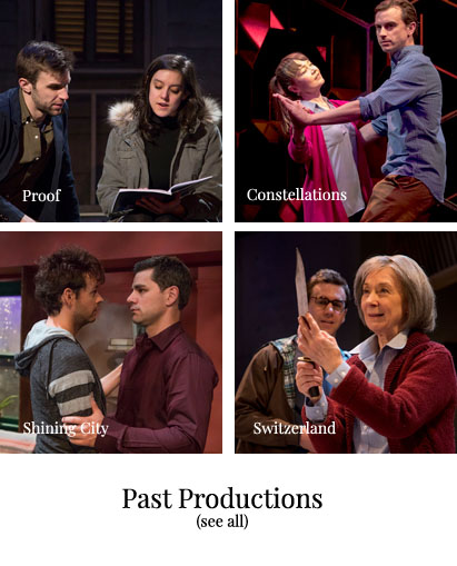 Past productions at Hudson Stage Company