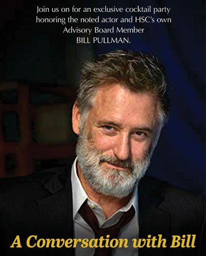 Hudson Stage Company's Fall Gala Honoring Bill Pullman